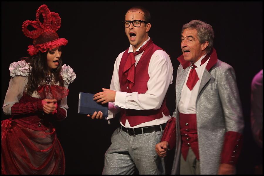 """V Divadle Hybernia již princové hledají """"Kapku medu pro Verunku"""""""
