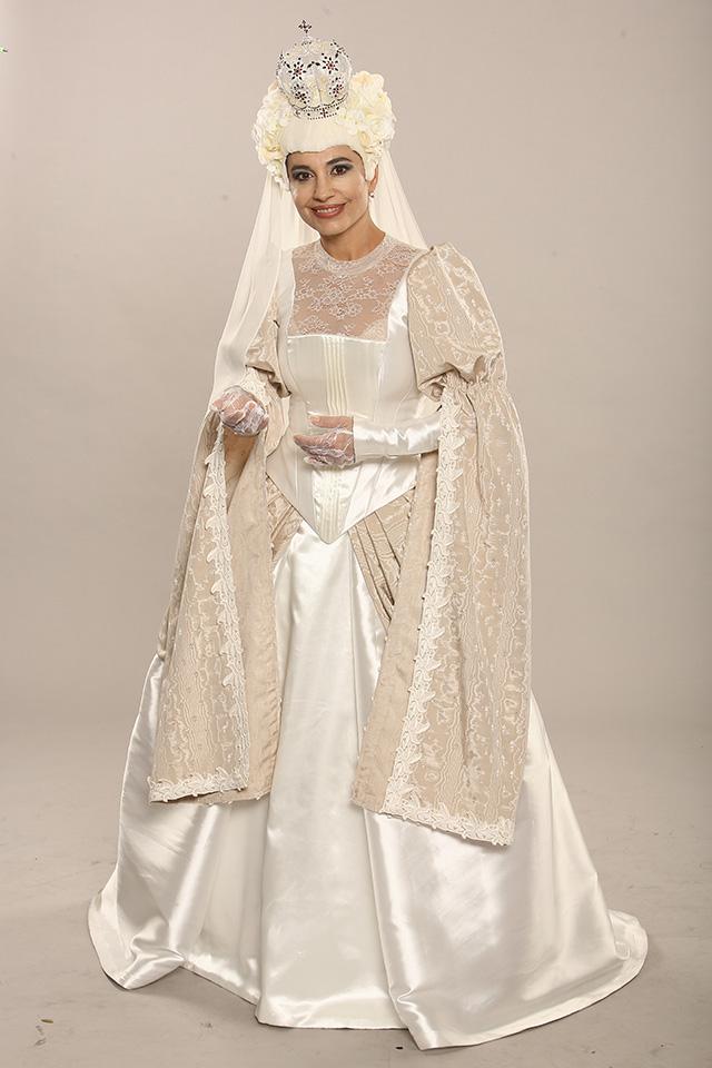 Michaela Kuklová (Bílá královna) Alenka v kraji zázraků