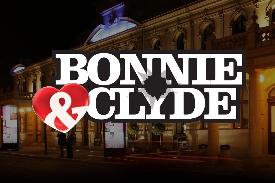 Konkurz do připravovaného muzikálu BONNIE & CLYDE v Hudebním divadle Karlín