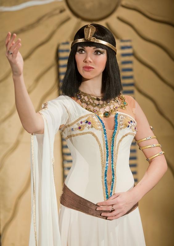 """""""Kleopatra"""" se vrací (aktualizováno)"""