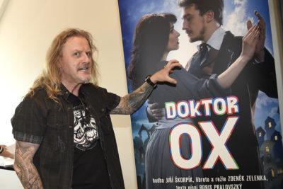 Muzikál DOKTOR OX se představil a zazpíval (+ video)