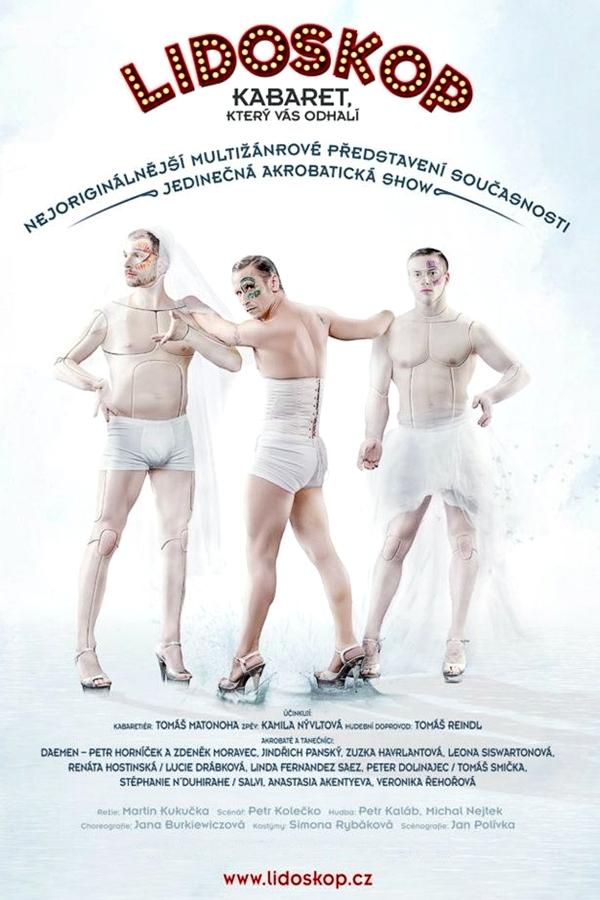 """""""Lidoskop"""" se přestěhoval do Divadla Hybernia (+ nový trailer)"""