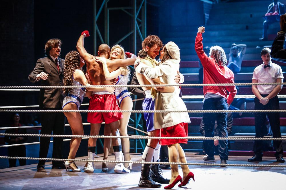RECENZE: ROCKY aneb velká muzikálová show v Praze