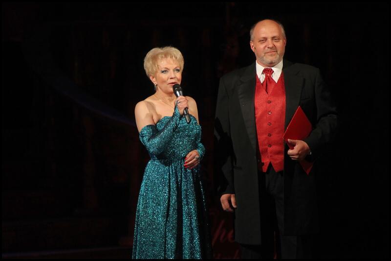Maďarská opereta předvedla v Praze vysoce profesionální show