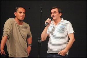 Filip Renč a Zdeněk Barták