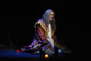 Draculův monolog (Daniel Hůlka)