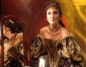 královna Anna ve Třech Mušketýrech