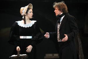 Cosette - Marta Prokopov a Marius - Jakub Ulink