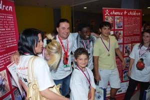 Alan Bastien a jeho vítězný tým
