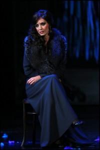 Muzikál Mata Hari Divadlo Broadway Kateřina Brožová