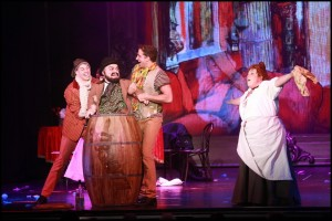 Muzikál Mata Hari Divadlo Broadway Peter Pecha Michal Tůma Radim Schwab Renáta Podlipská