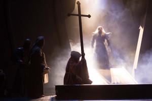 Draculův vpád do kláštera