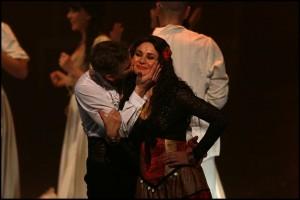 Muzikál Zorro Divadlo Hybernia