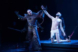 Marián Vojtko jako Dracula