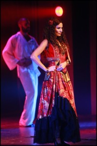Muzikál Zorro Divadlo Hybernia Monika Absolonová
