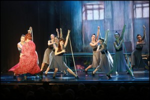 Muzikál Mata Hari Divadlo Broadway Alžbeta Bartošová