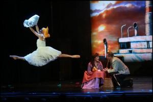 Muzikál Mata Hari Divadlo Broadway Zuzana Pokorná Alžbeta Bartošová Josef Vojtek