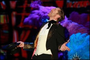 Muzikál Mata Hari Divadlo Broadway Jiří Langmajer