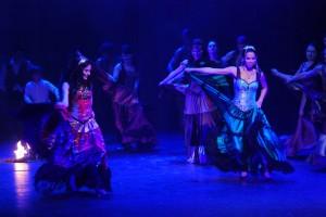 Muzikál Zorro Divadlo Hybernia Monika Absolonová Radka Pavlovčinová