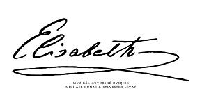 Elisabeth logo muzikal musical DJKT Plzeň