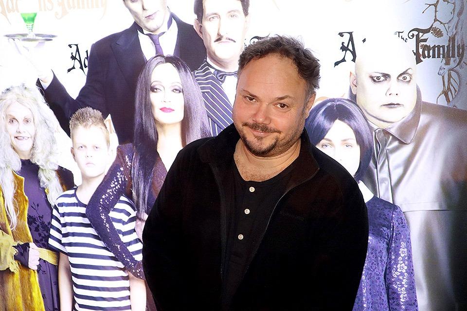 Martin Sobotka The Addams Family Hudební divadlo Karlín