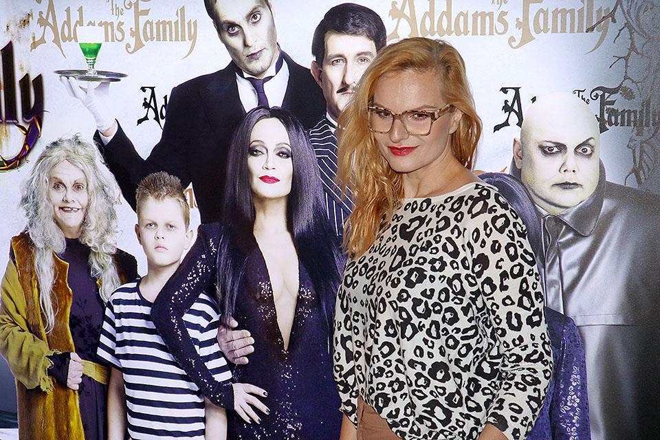 Iva Pazderková The Addams Family Hudební divadlo Karlín
