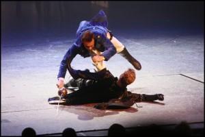 Muzikál Zorro Divadlo Hybernia Roman Vojtek Marek Holý