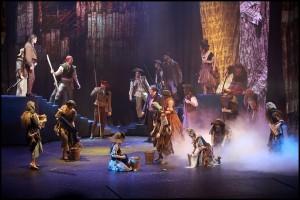 Muzikál Antoinetta královna Francie Divadlo Hybernia