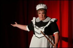 Muzikál Mata Hari Divadlo Broadway Renáta Podlipská