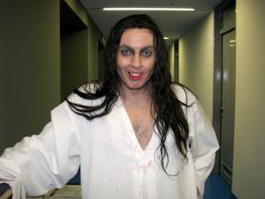 Lukáš Kumpricht jako Dracula překvapil
