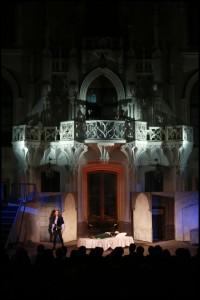muzikál Romeo a Julie zámek Hlubkoká nad Vltavou