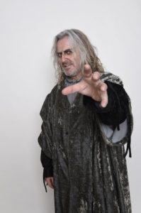 Josef Vojtek jako Mefisto