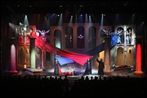 Muzikál Romeo a Julie ve Forum Karlín