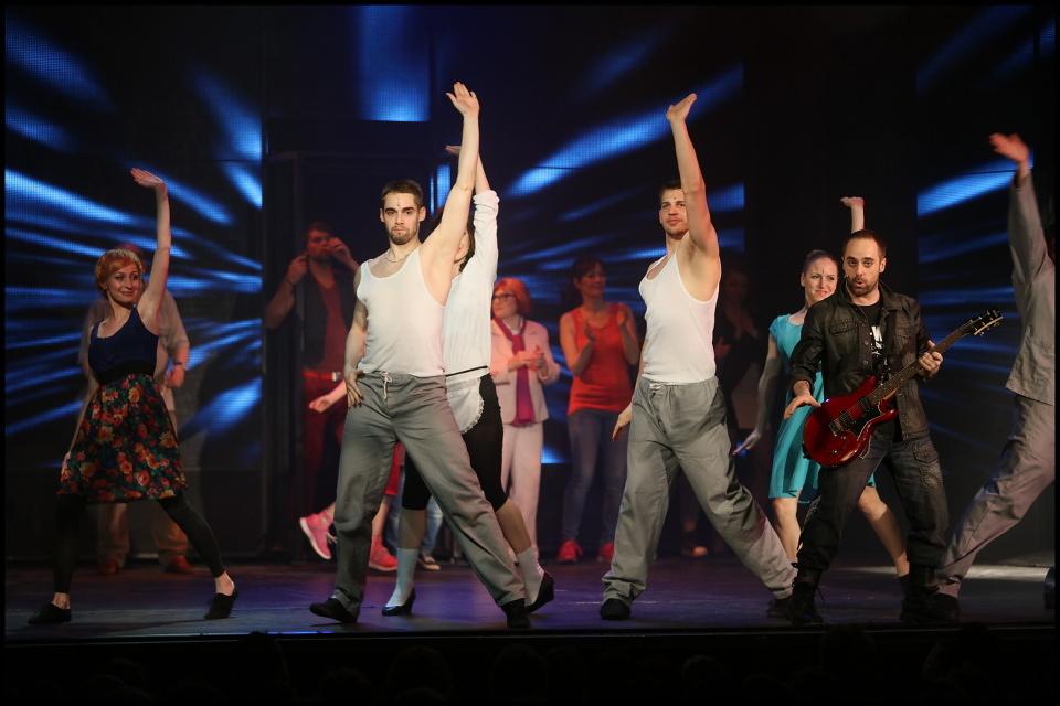 """100 000. návštěvník """"Mýdlového prince"""" zavítal do Divadla Broadway"""