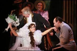 muzikál Mata Hari Divadlo Broadway Markéta Procházková Marian Vojtko