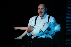 muzikál Mata Hari Divadlo Broadway Marian Vojtko