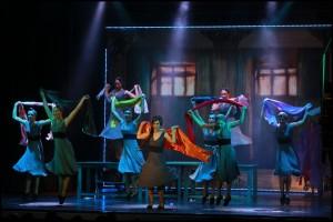 muzikál Mata Hari Divadlo Broadway Markéta Procházková