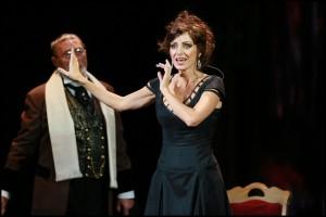 muzikál Mata Hari Divadlo Broadway Kateřina Brožová Ladislav Frej