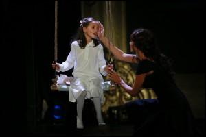 muzikál Mata Hari Divadlo Broadway Charlotte Ella Gottová Kateřina Brožová