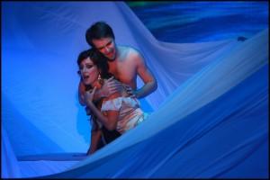 muzikál Mata Hari Divadlo Broadway Kateřina Brožová Josef Vágner