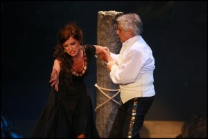 muzikál Mata Hari Divadlo Broadway Kateřina Brožová Josef Laufer