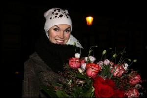 Aida muzikál Hudební divadlo Karlín HdK 100. představení repríza Kamila Nývltová