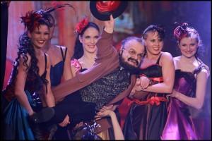 Muzikál Mata Hari Divadlo Broadway