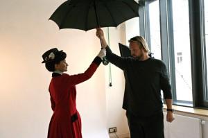 Mary Poppins Monika Absolonová