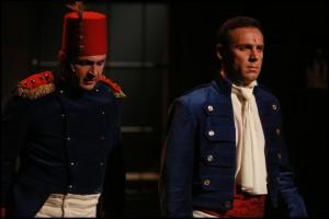 Muzikál Zorro Divadlo Hybernia Milan Němec Roman Vojtek