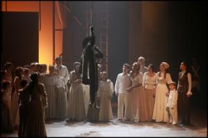 Muzikál Zorro Divadlo Hybernia Marek Holý