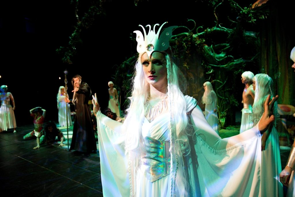 Soňa Hanzlíčklová Borková (Ahinsa, královna bílých bytostí)