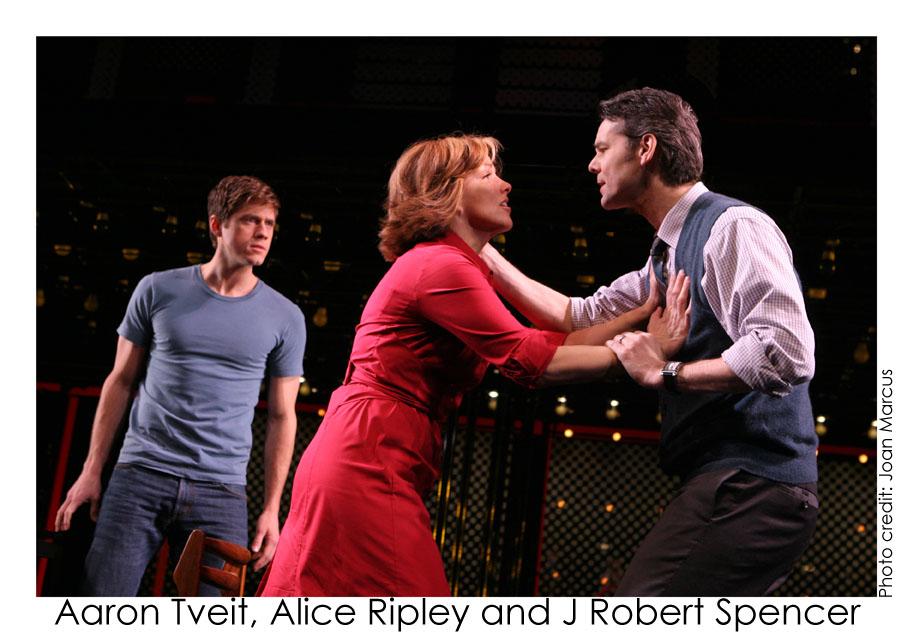 """Originální rockový muzikál """"Next to Normal"""" ohromil Broadway"""