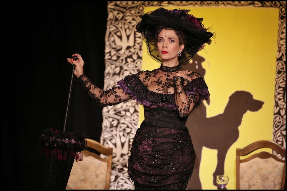 Tereza Kostková jako hraběnka Thunová