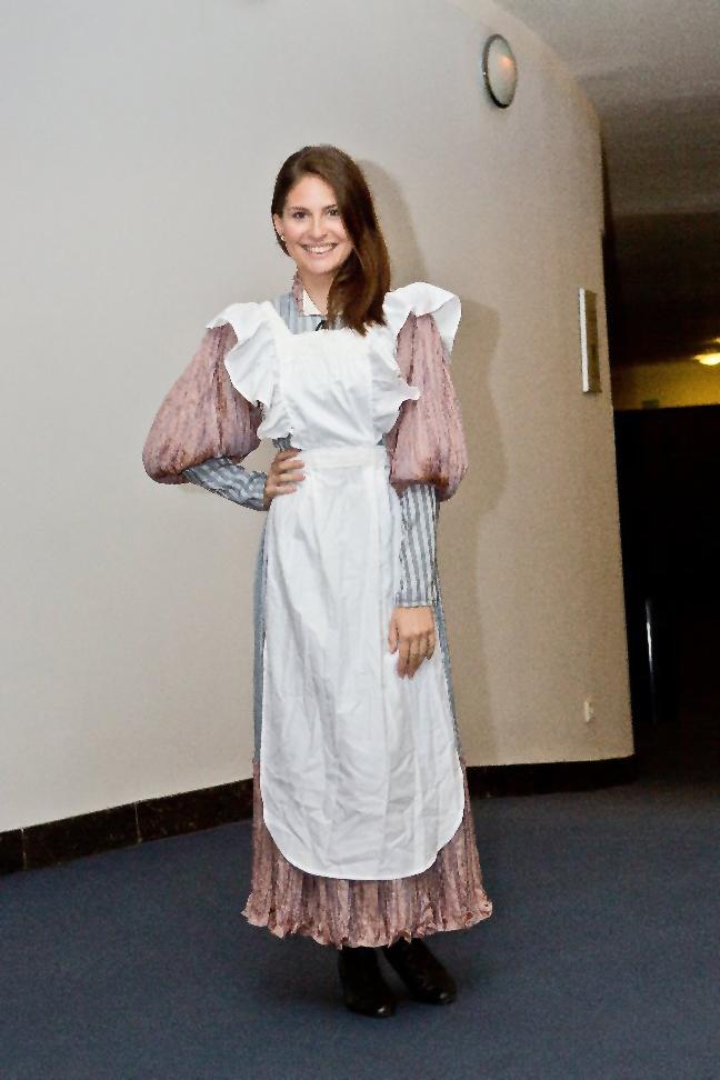 Alžbeta Bartošová jako Bianca Nera